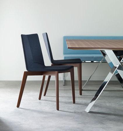Rhombus Chairs From Davis Furniture Architonic