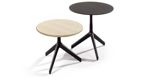 Rik Salon table by Röthlisberger Kollektion