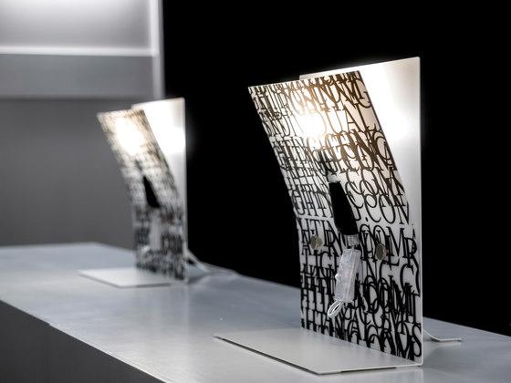 313 Table lamp de Ayal Rosin