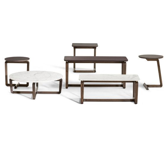Fidelio Low cabinet by Poltrona Frau