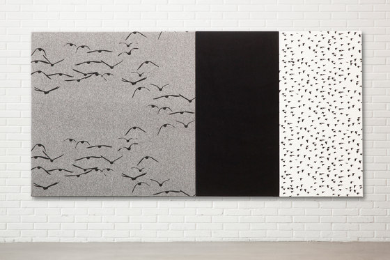 Kurage Wall Panel System 30 | Square | Aquatic Duck de Kurage