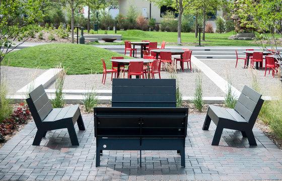 Fire Bench von Loll Designs