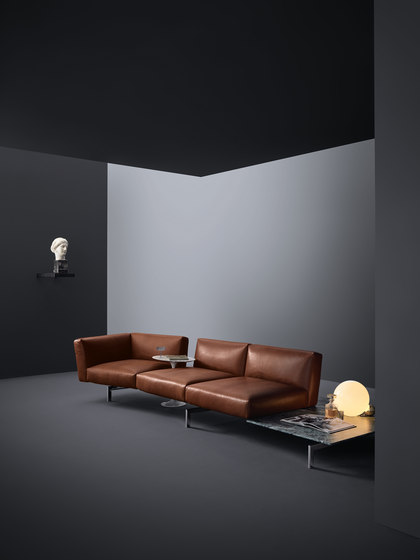 Lissoni Avio Sofa System by Knoll International
