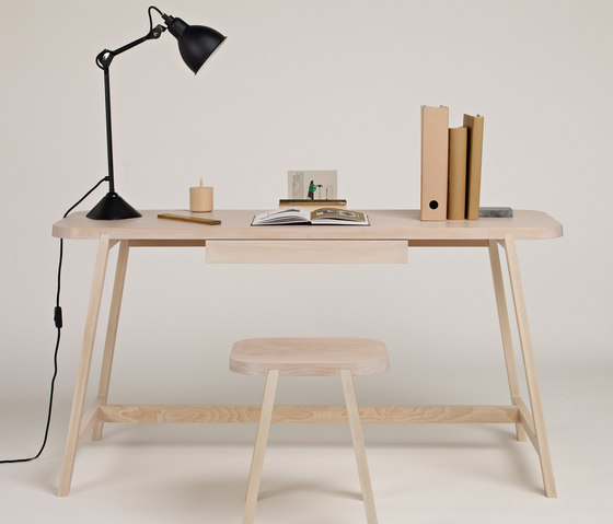 Desk Three - Beech by Another Country