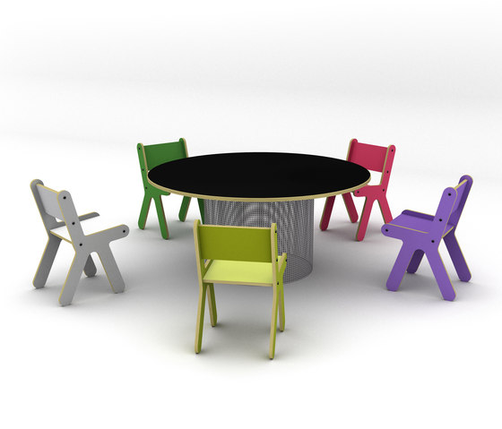 Pony chair by KLOSS