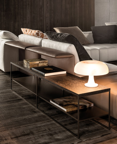 Calder Bronze Coffee Table Coffee Tables From Minotti