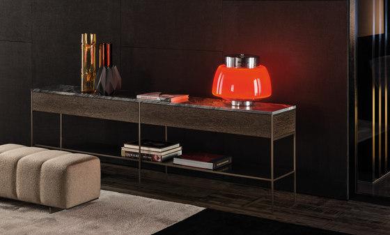 "Calder ""Bronze"" Sideboard by Minotti"