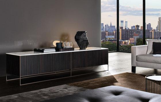 Calder Bronze Sideboard de Minotti