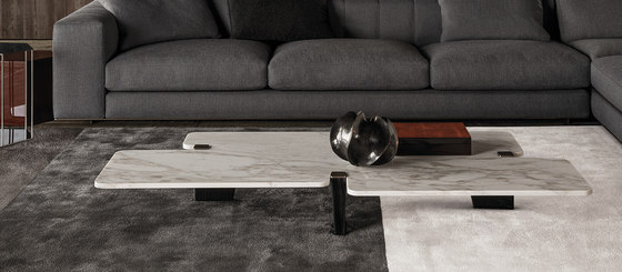 Jacob Coffee table de Minotti