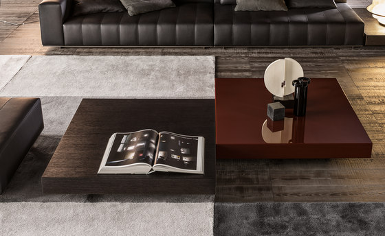 Ritter Coffee table de Minotti