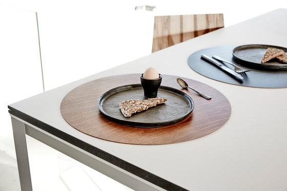 Table Mat | circle double by LINDDNA