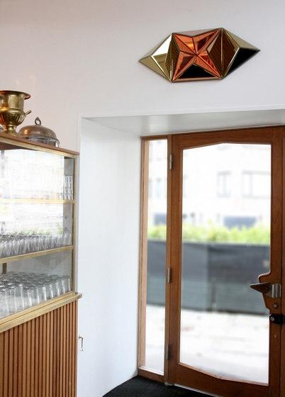 Schedir bronze/ vintage rose gold de Reflections Copenhagen