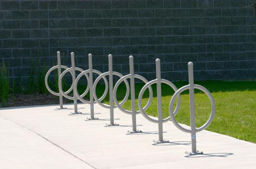 MBR100-S Bike Rack de Maglin Site Furniture
