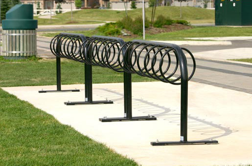 MBR300-7-S Bike Rack by Maglin Site Furniture