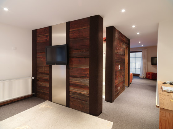 ELEMENTs Reclaimed Wood Alder grey by Admonter