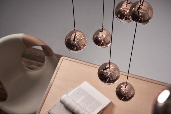 Dora P Pendant Lamp de SEEDDESIGN