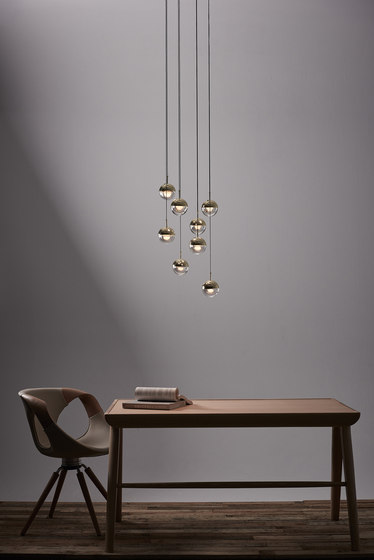 Dora P8 Pendant Lamp de SEEDDESIGN