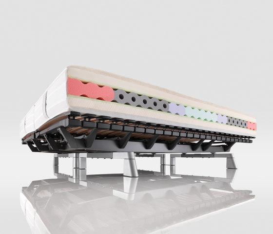 versa sinfonie matratzen von swissflex architonic. Black Bedroom Furniture Sets. Home Design Ideas