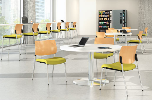 Focus | Side de SitOnIt Seating