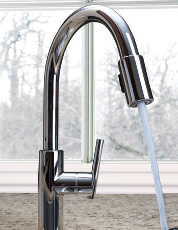 East Linear Series - Kitchen Faucet 9901L by Newport Brass