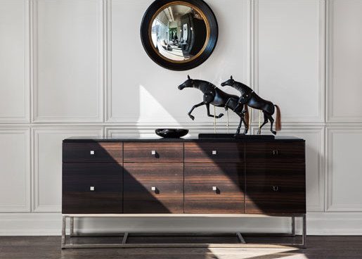 Highland Cabinet di Powell & Bonnell