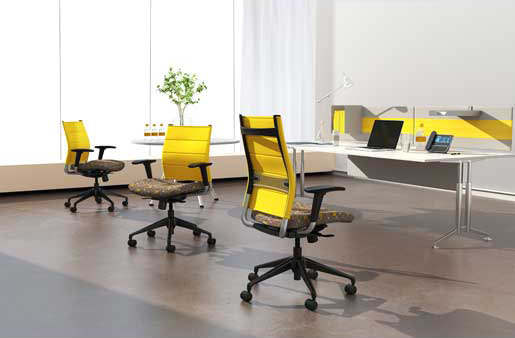 Wit | Task Chair by SitOnIt Seating