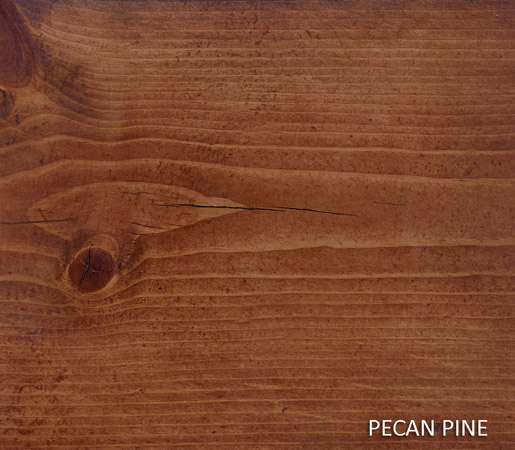 Santa Fe Solid Pine Log de Pfeifer Studio