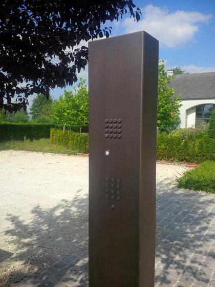 Column by FASTTEL BELGIUM