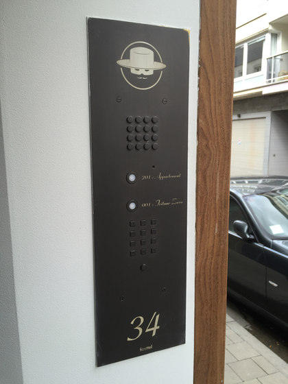 Intercoms by FASTTEL BELGIUM