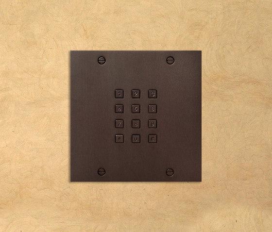 Keypad by FASTTEL BELGIUM