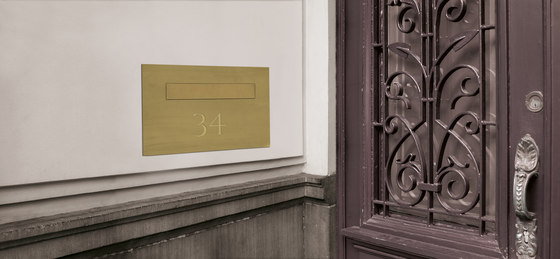 Letterbox by FASTTEL BELGIUM