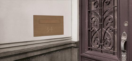 Letterbox by FASTTEL BELGIUM