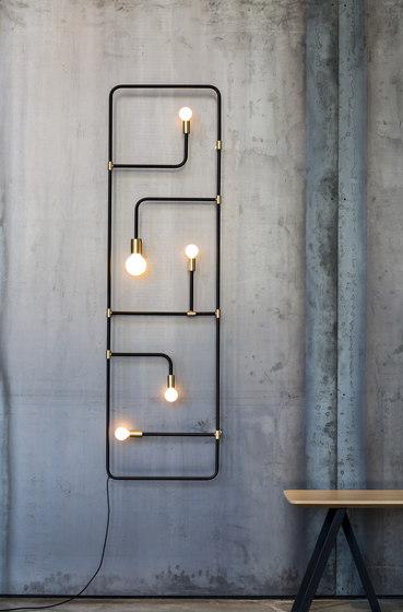 Beaubien | Wall Double Shade di Lambert et Fils