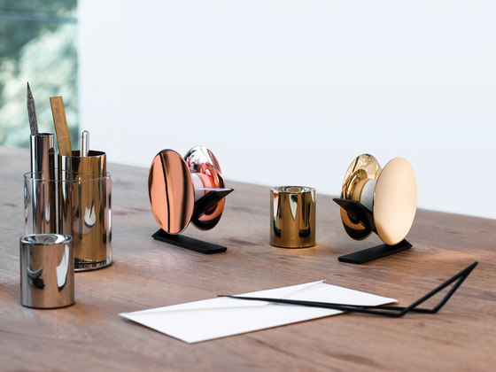 Funno | Gold Mirror Finish de beyond Object