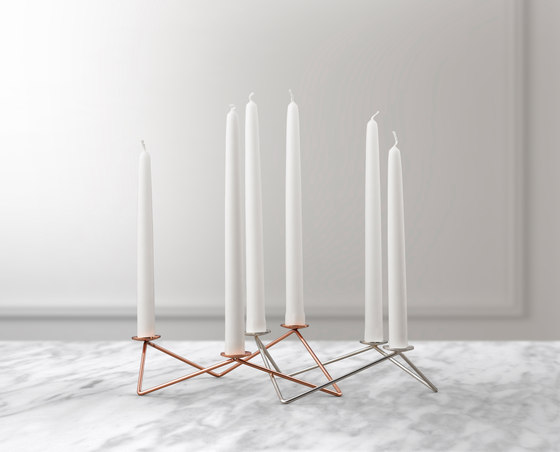 Avani | Copper Polished Finish by beyond Object