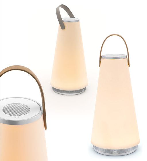 Uma Sound Lantern by Pablo