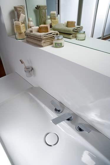 Sento - Towel bar 45,7cm de Graff