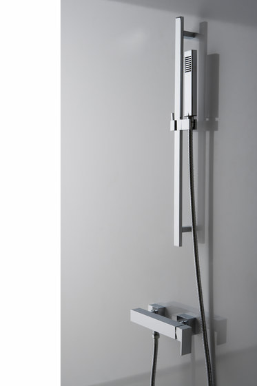 Solar - Single lever basin mixer di Graff