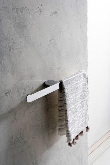 Terra - Three-hole washbasin mixer by Graff
