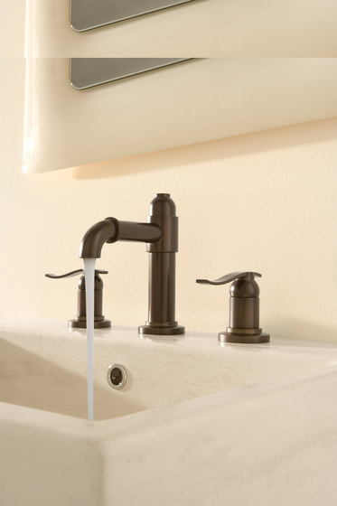 Bali - Single lever basin mixer by Graff