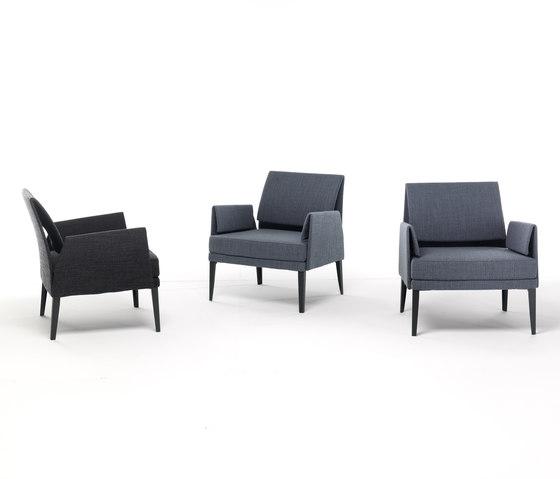 Marì Club armchair by Baleri Italia
