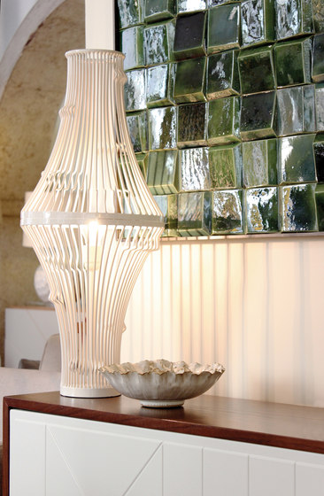 Extrude Floor Lamp by Mambo Unlimited Ideas
