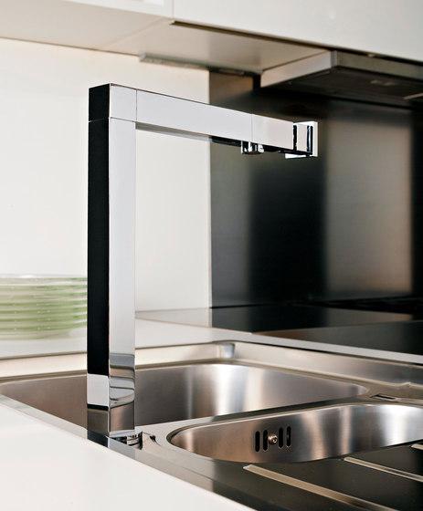 Manhattan - Kitchen Mixer by Graff