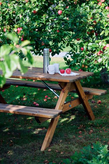 Träjon | Picnic Table by Hags