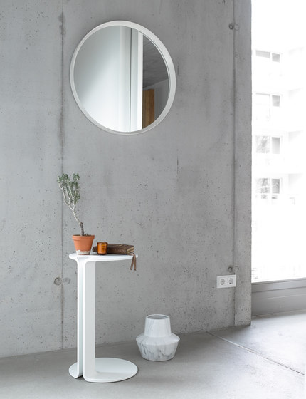 Twin side table by COR