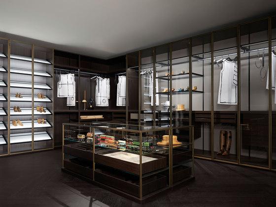 Storage Dressing Room di PORRO