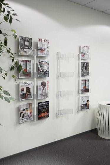 Wing magazine holder de Materia