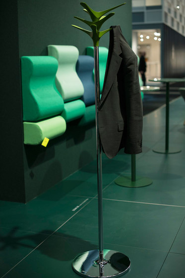 Cactus coat stand by Materia