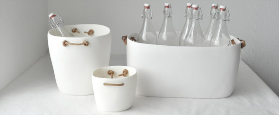 Barware | Champagne Bucket by Tina Frey Designs