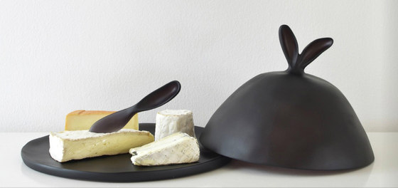 Lapin | Large Dome Pedestal Stand by Tina Frey Designs